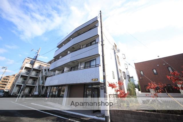 東京都八王子市、京王堀之内駅徒歩9分の築27年 4階建の賃貸マンション