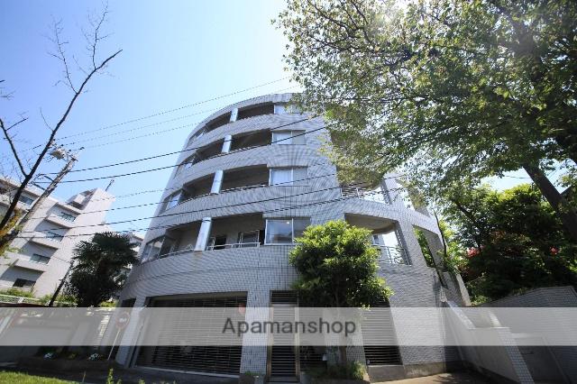 東京都多摩市、京王永山駅徒歩8分の築28年 5階建の賃貸マンション