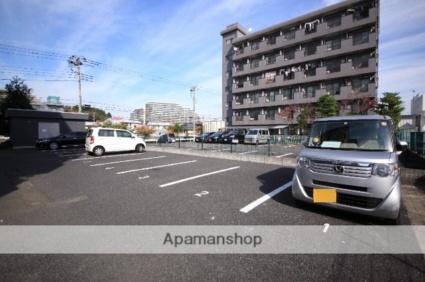 シティハイツ堀之内[1R/17.41m2]の駐車場