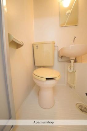 シティハイツ堀之内[1R/17.41m2]のトイレ