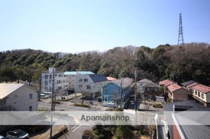ジュネス南大沢[1R/16.97m2]の眺望
