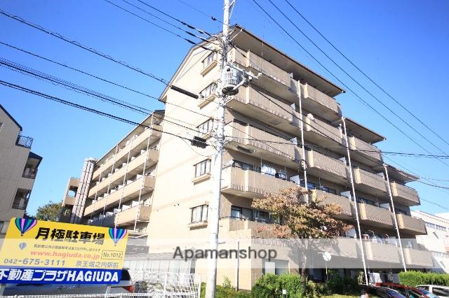 東京都八王子市、京王堀之内駅徒歩5分の築23年 6階建の賃貸マンション