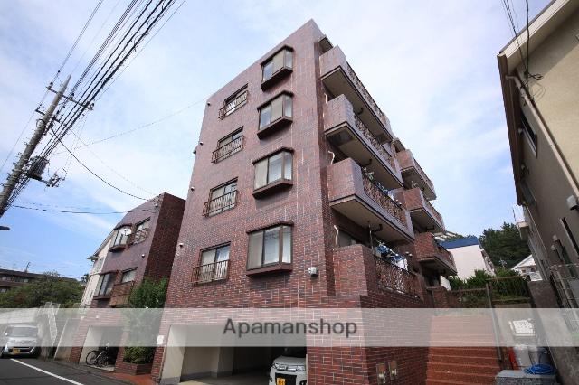東京都多摩市、京王永山駅徒歩9分の築30年 4階建の賃貸マンション