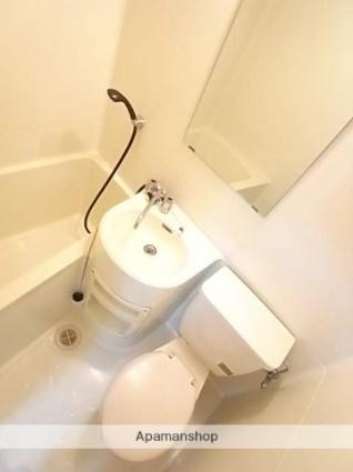 メゾングリーンライフ[1R/23m2]のトイレ