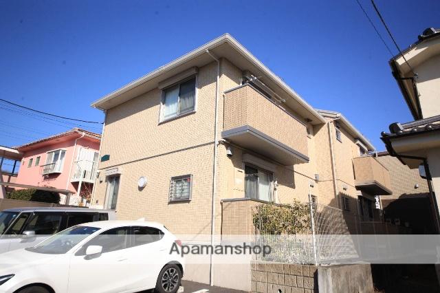 東京都八王子市、松が谷駅徒歩18分の築1年 2階建の賃貸アパート