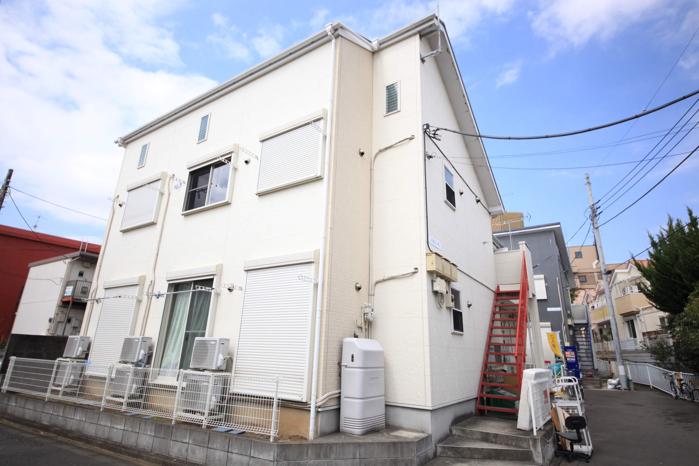 東京都八王子市、松が谷駅徒歩13分の築8年 2階建の賃貸アパート