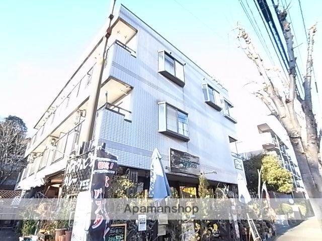 東京都八王子市、京王多摩センター駅徒歩30分の築26年 3階建の賃貸マンション
