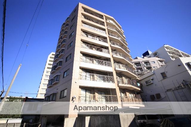東京都多摩市、聖蹟桜ヶ丘駅徒歩5分の築23年 9階建の賃貸マンション