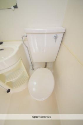 リバーサイドハイツ[1R/17.41m2]のトイレ