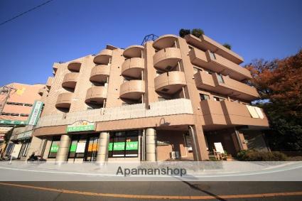 東京都府中市、分倍河原駅徒歩21分の築20年 5階建の賃貸マンション