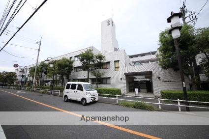 東京都府中市、西府駅徒歩22分の築34年 7階建の賃貸マンション