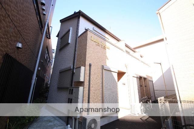 東京都八王子市、京王多摩センター駅徒歩25分の新築 2階建の賃貸アパート