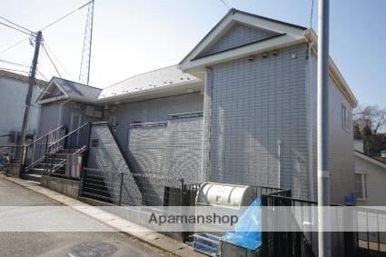 東京都日野市、百草園駅徒歩21分の築20年 2階建の賃貸アパート