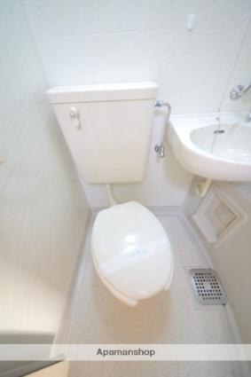 神尾ハイツ[1R/17.75m2]のトイレ