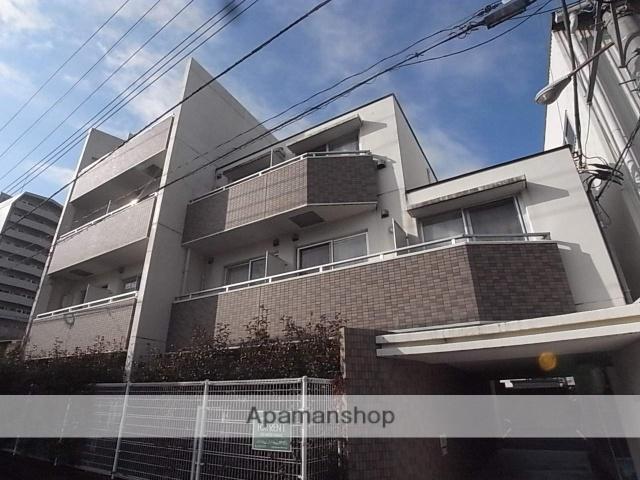 東京都八王子市、八王子駅西東京バスバス9分織物組合下車後徒歩3分の築13年 4階建の賃貸マンション