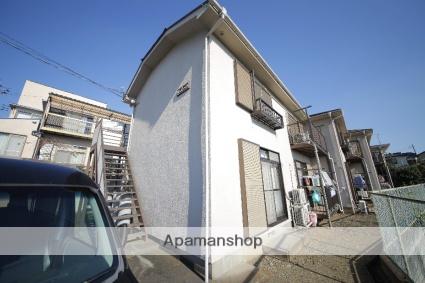 東京都日野市、北八王子駅徒歩19分の築26年 2階建の賃貸アパート