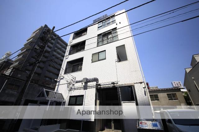 東京都八王子市、八王子駅徒歩17分の築26年 6階建の賃貸マンション