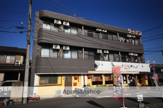 東京都八王子市、八王子駅徒歩20分の築25年 3階建の賃貸マンション