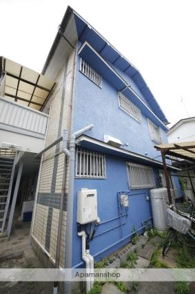 東京都日野市、豊田駅徒歩21分の築30年 2階建の賃貸アパート