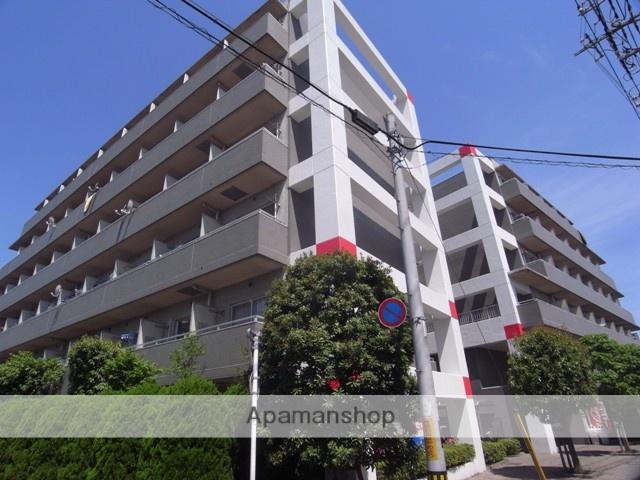 東京都八王子市、八王子駅徒歩19分の築22年 6階建の賃貸マンション