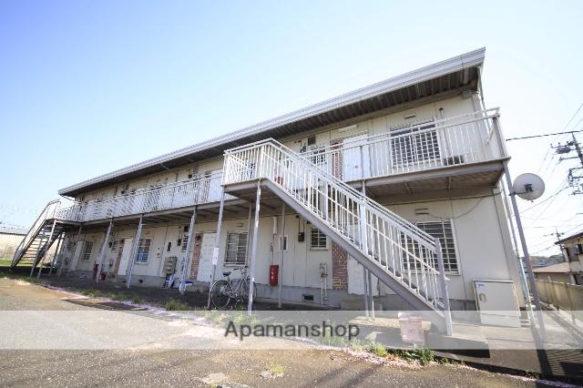 東京都八王子市、北八王子駅徒歩24分の築29年 2階建の賃貸アパート