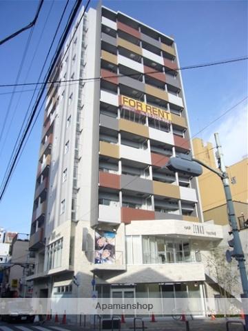 東京都八王子市、八王子駅徒歩8分の築8年 11階建の賃貸マンション