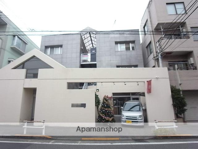 東京都八王子市、八王子駅徒歩10分の築28年 3階建の賃貸マンション