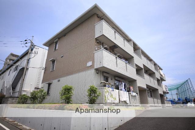 東京都日野市、豊田駅徒歩27分の築2年 3階建の賃貸アパート