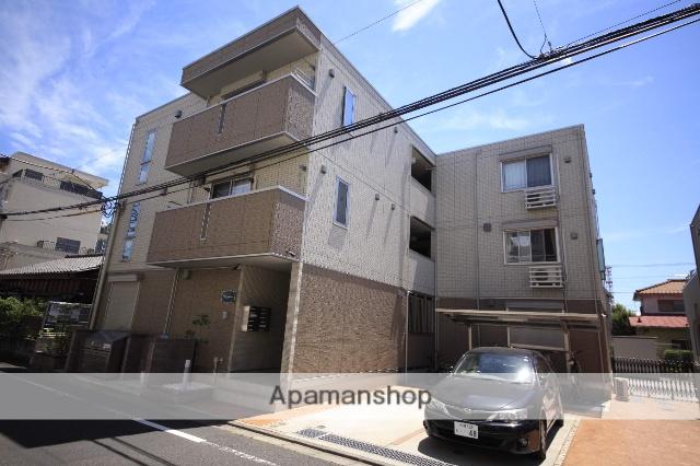 東京都八王子市、八王子駅徒歩15分の築2年 3階建の賃貸アパート