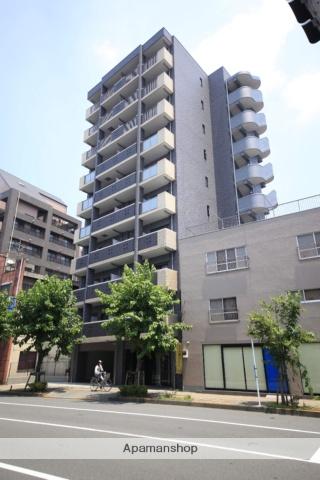 東京都八王子市、八王子駅徒歩9分の築3年 10階建の賃貸マンション