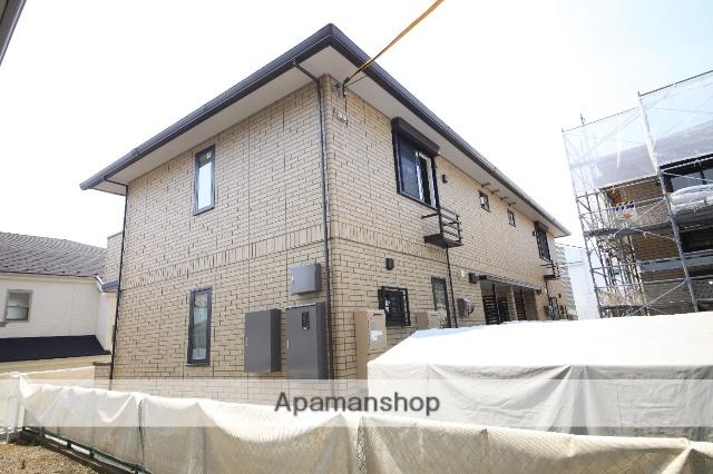 東京都八王子市、八王子駅西東京バスバス18分中野団地下車後徒歩5分の築1年 2階建の賃貸アパート