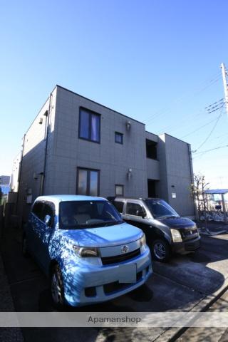 東京都日野市、豊田駅徒歩16分の築6年 2階建の賃貸アパート