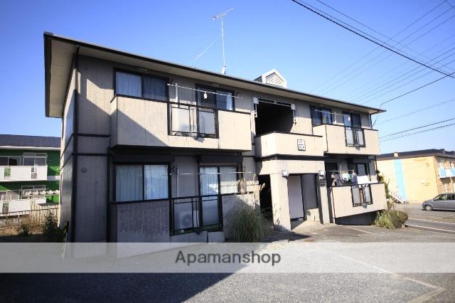 東京都八王子市、八王子駅西東京バスバス22分平町下車後徒歩7分の築23年 2階建の賃貸アパート