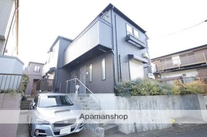 東京都日野市、日野駅徒歩29分の築18年 2階建の賃貸アパート