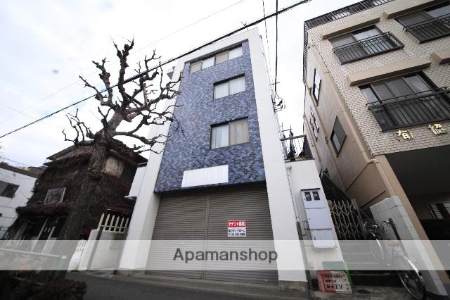 東京都八王子市、八王子駅西東京バスバス13分日吉町下車後徒歩2分の築33年 4階建の賃貸アパート