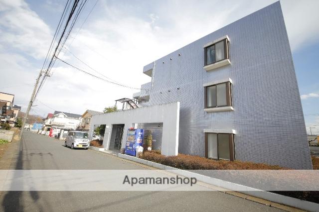 東京都日野市、日野駅徒歩24分の築27年 3階建の賃貸マンション