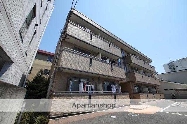 東京都八王子市、片倉駅徒歩22分の築10年 3階建の賃貸アパート