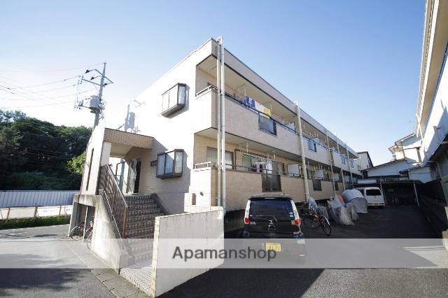 東京都日野市、豊田駅徒歩8分の築26年 2階建の賃貸マンション