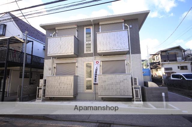 東京都八王子市、八王子駅徒歩14分の新築 2階建の賃貸アパート