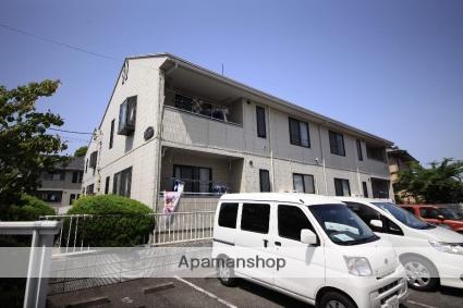 東京都八王子市、八王子駅西東京バスバス22分石川下車後徒歩1分の築25年 2階建の賃貸アパート