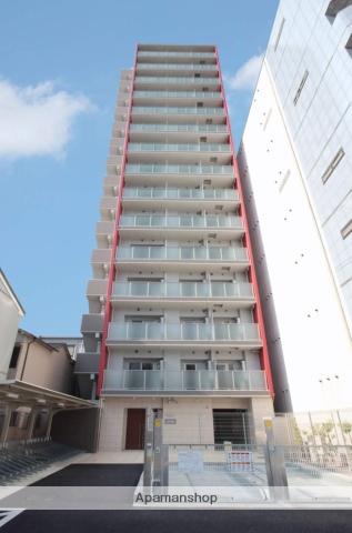 東京都八王子市、八王子駅徒歩8分の新築 15階建の賃貸マンション
