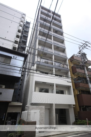 東京都八王子市、八王子駅徒歩10分の新築 10階建の賃貸マンション