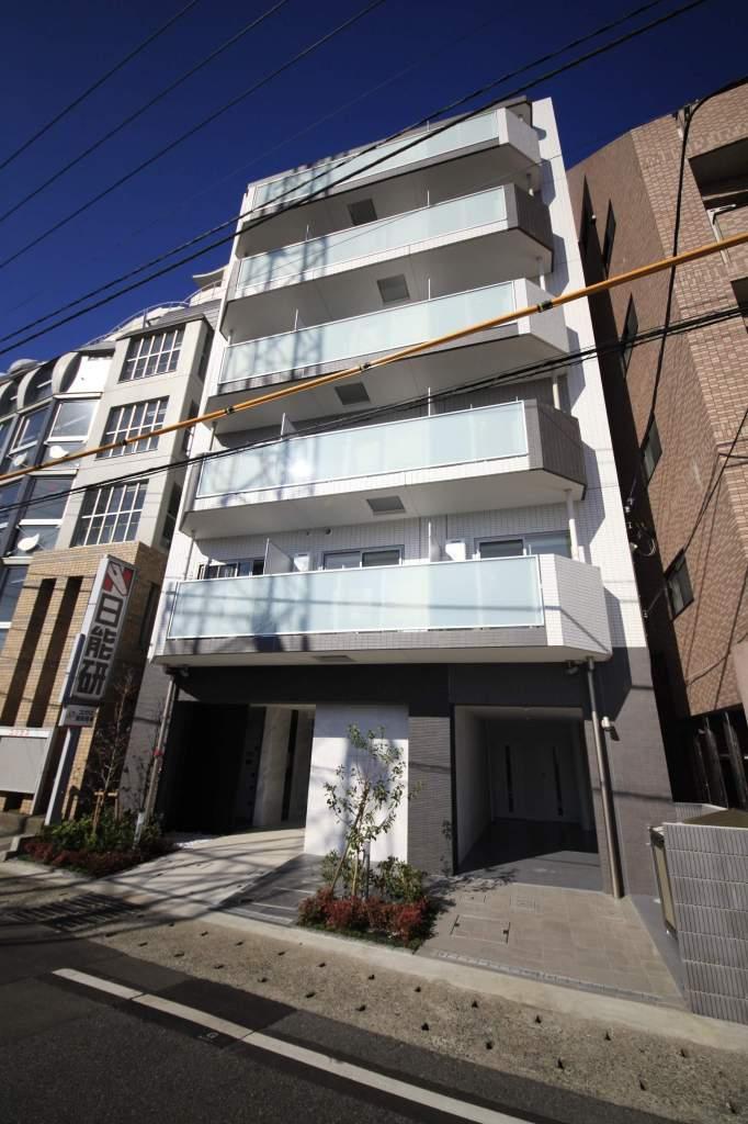 東京都八王子市、八王子駅徒歩5分の新築 6階建の賃貸マンション