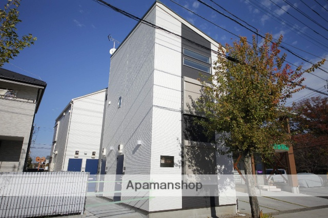 東京都日野市、日野駅徒歩11分の新築 2階建の賃貸アパート