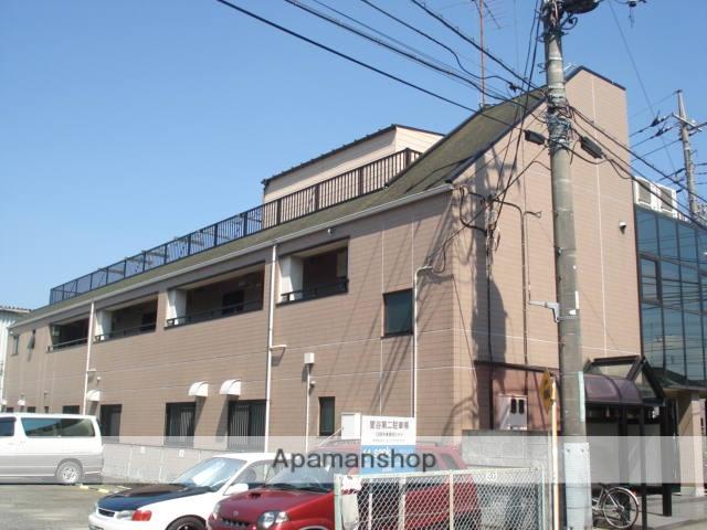 東京都日野市、豊田駅徒歩11分の築27年 2階建の賃貸アパート