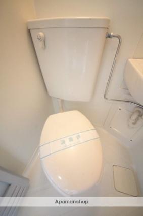 ケイズ八王子[1R/16.2m2]のトイレ
