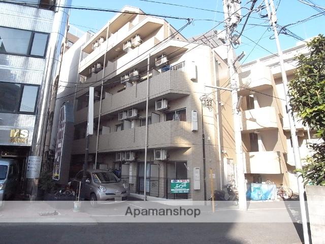 東京都八王子市、西八王子駅徒歩4分の築13年 5階建の賃貸マンション