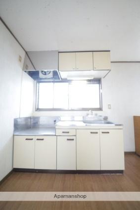 ファミーユ八王子[2DK/40.13m2]のキッチン