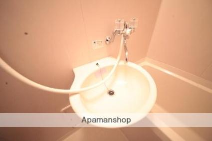 ハイムフォーレスト[1R/19.95m2]の洗面所