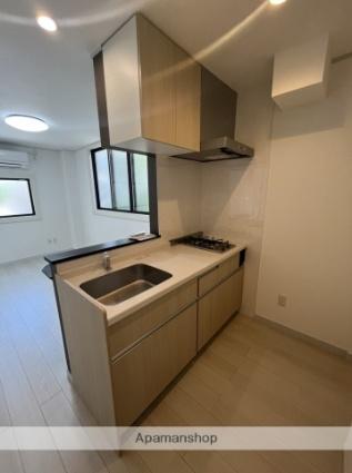 青木ビル[1R/18.99m2]のキッチン
